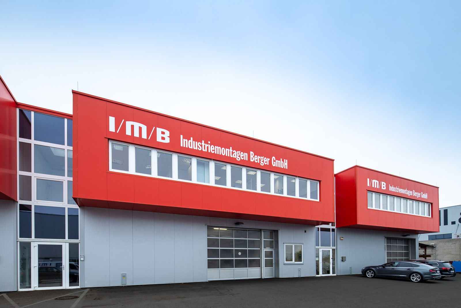 IMB Office Tresdorf